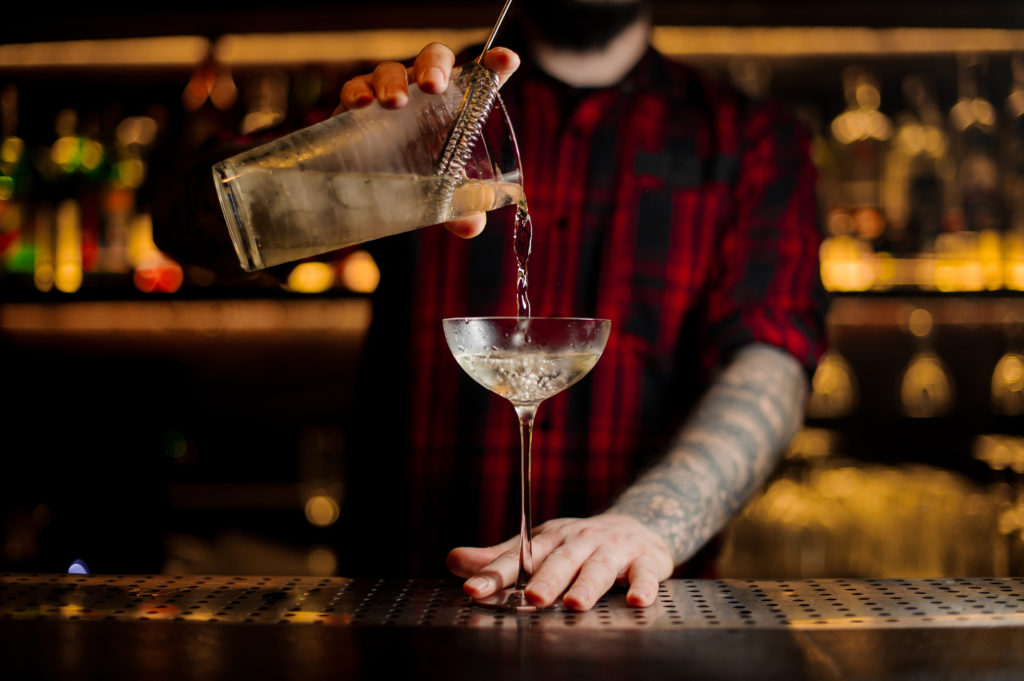 Equipage and Co - cocktail challenge